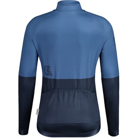 Maloja PushbikersM. 1/1 Long Sleeve Bike Jersey Men night sky multi